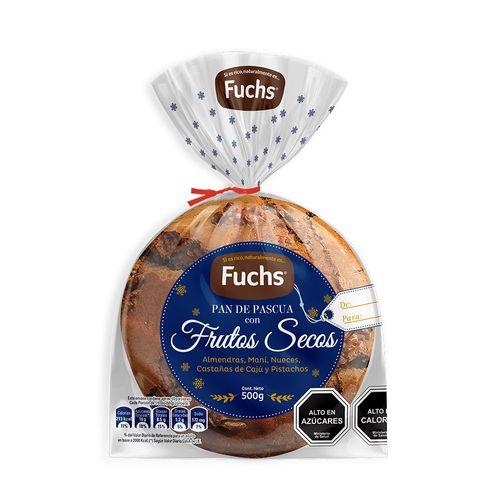 Pan de Pascua Frutos Secos 500g Fuchs