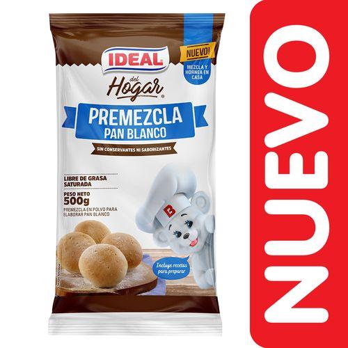 Pre Mezcla Pan Blanco 1p 500g Bolsa ID