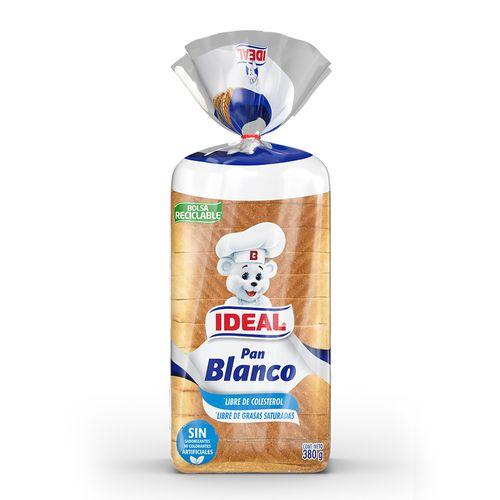 Pan Blanco Chico 380g
