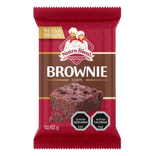 Brownie Chip 62g