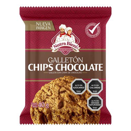 Galleton Chip Chocolate 40g