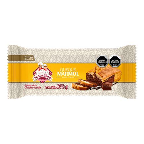 Queque Familiar Marmol Premium 250g