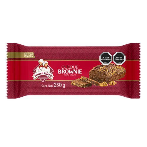 Queque Familiar Brownie Premium 250g